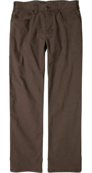 Prana M's Bronson Pant 32'' Inseam Mud